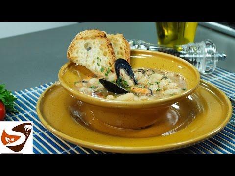 Cozze e fagioli: zuppa più sfiziosa