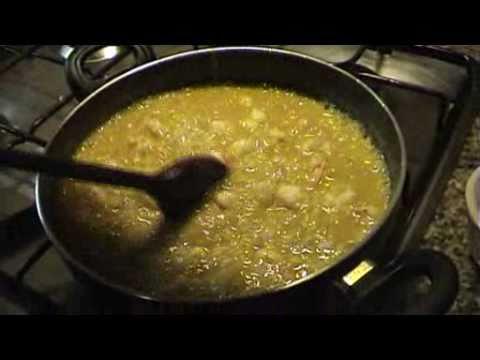 Il risotto con i gamberoni