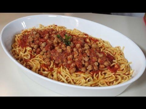 Spaghetti alla chitarra teramana
