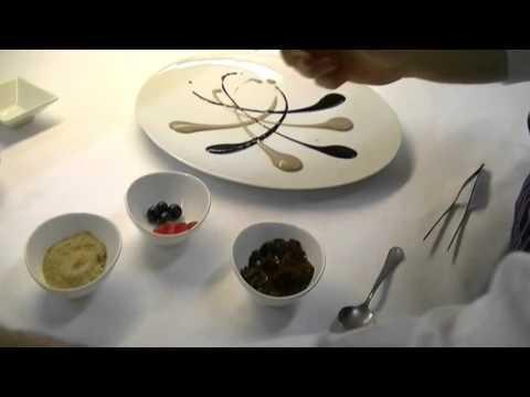 Filetto di cervo, castagna, mirtillo e foie gras