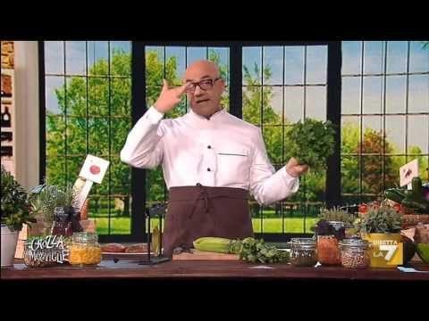Gli pseudo tortellini in brodo…Chef Germidi Soia