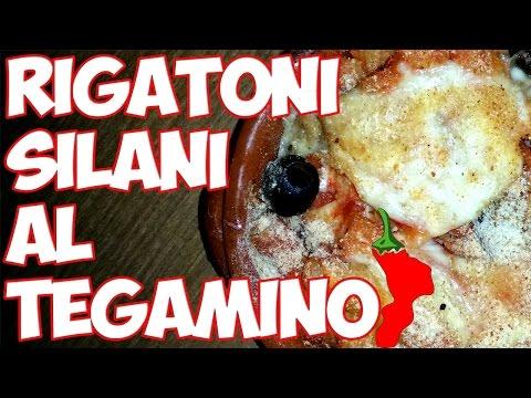 Rigatoni Silani al Tegamino