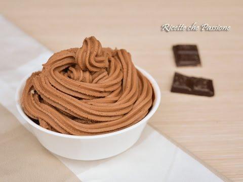 Crema mascarpone e cioccolato