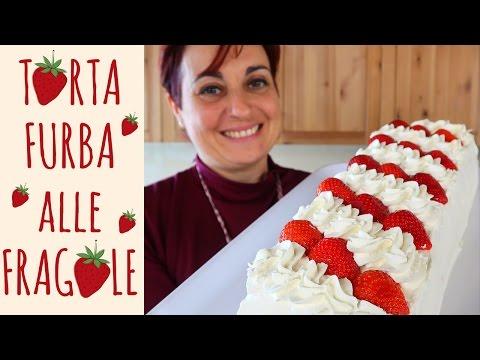 TORTA FURBA ALLE FRAGOLE