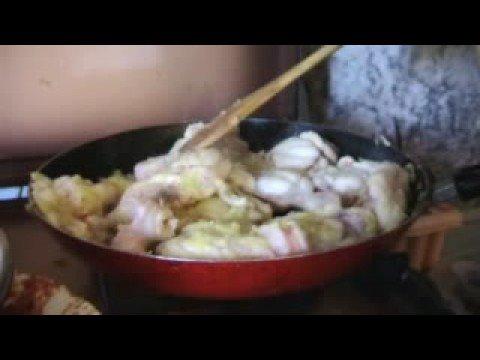 Cucinare La Pescatrice