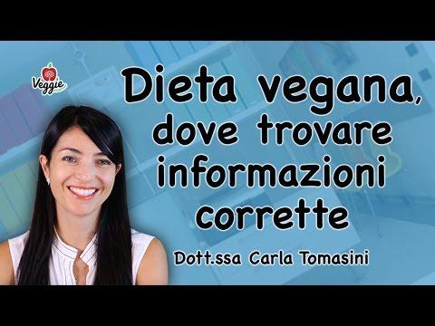 Dieta vegana  – Dott.ssa Carla Tomasini