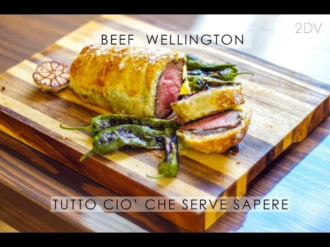 Filetto in crosta | Beef Wellington