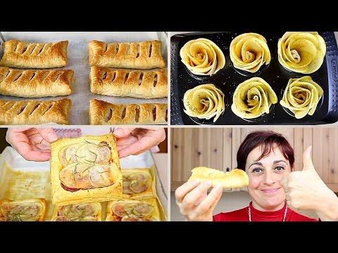 Patate e Pasta Sfoglia