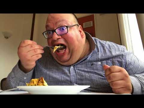 Zen…e l'arte di mangiare lasagna con zucca e funghetti!